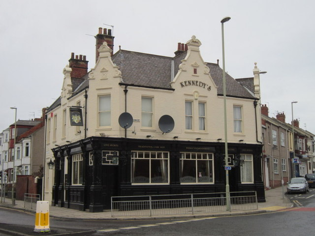 Kennedy's public house on Temple Town