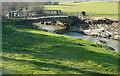 SP2639 : Bridge at Bridge Farm by Graham Horn