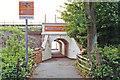 NS3181 : Subway entrance to Craigendoran station, 1994 by Ben Brooksbank