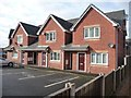 SD6802 : New flats on Factory Street, Tyldesley by Christine Johnstone