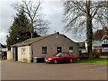 SO6302 :  Bathurst Park building, Lydney by Jaggery