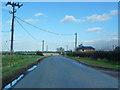 TL2741 : Ashwell Road at Sarah's Farm Shop by Alexander P Kapp
