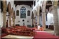 SK7234 : Interior, St Andrew's church, Langar by J.Hannan-Briggs