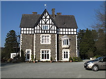 SH7519 : Dolserau Hall Hotel by Rude Health