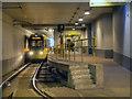 SJ8497 : Metrolink Terminus, Manchester Piccadilly by David Dixon