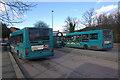 SJ6911 : Oakengates Bus Station by Stephen McKay