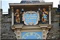 TQ9220 : The Quarterboys, Rye church clock by Julian P Guffogg