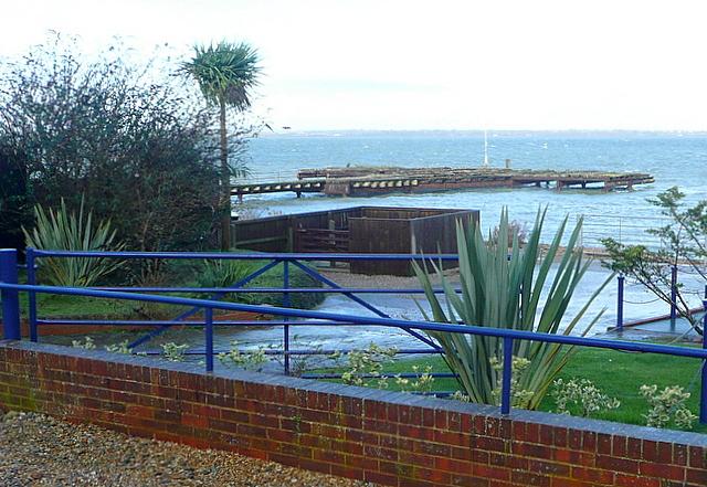 Fort Victoria Pier