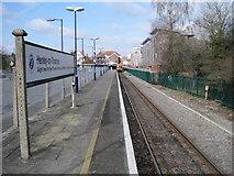 SU7682 : Henley-on-Thames railway station by Nigel Thompson