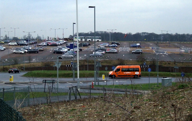 Luton Mid Term Parking >> Luton Airport Mid Term Car Park C Thomas Nugent Geograph