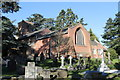 SK5934 : Church of the Holy Rood, Edwalton by J.Hannan-Briggs