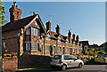 TQ5056 : Former estate workers cottages by Ian Capper
