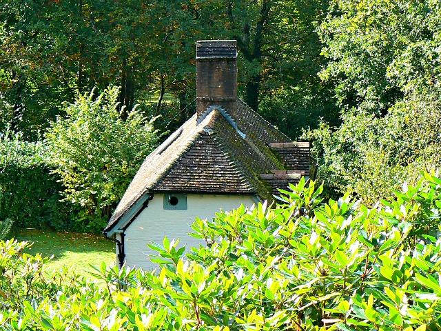 Clouds Hill Cottage (east elevation), Wareham, Dorset
