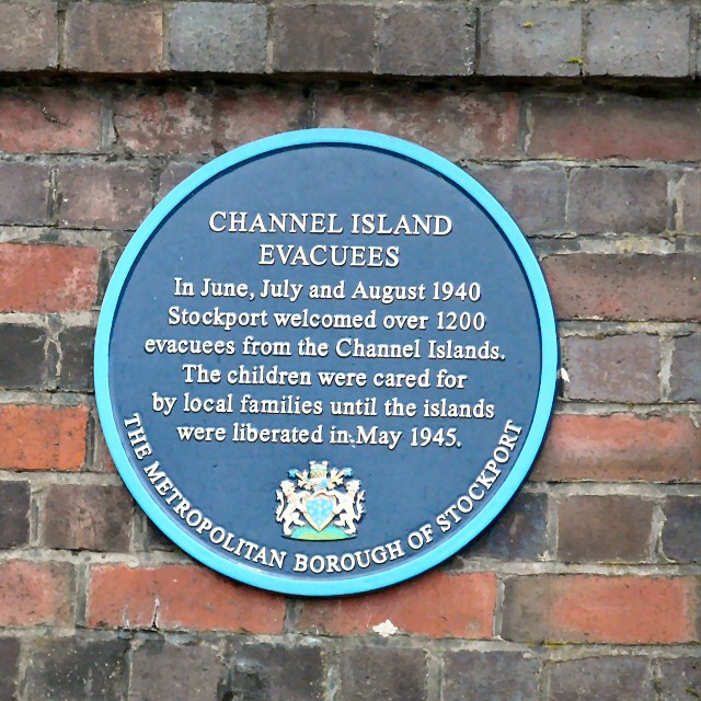 Photo of Blue plaque № 4580