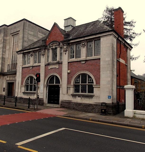 Pontypool Library