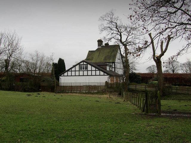 Large Dwelling near Higher Standen Hey Farm