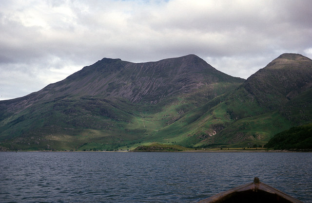 On the postman's boat between Barrisdale and Corran