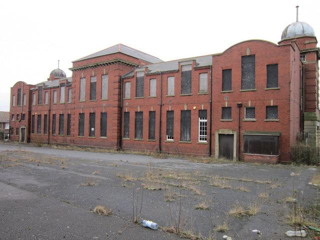 Old Easington Colliery School