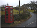 NY5118 : The 'Withnail and I' telephone box, Bampton by Karl and Ali