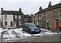 SE1032 : Corrie Fold - Sapgate Lane by Betty Longbottom