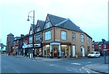 SJ8993 : Shops on Gorton Road by Anthony Parkes