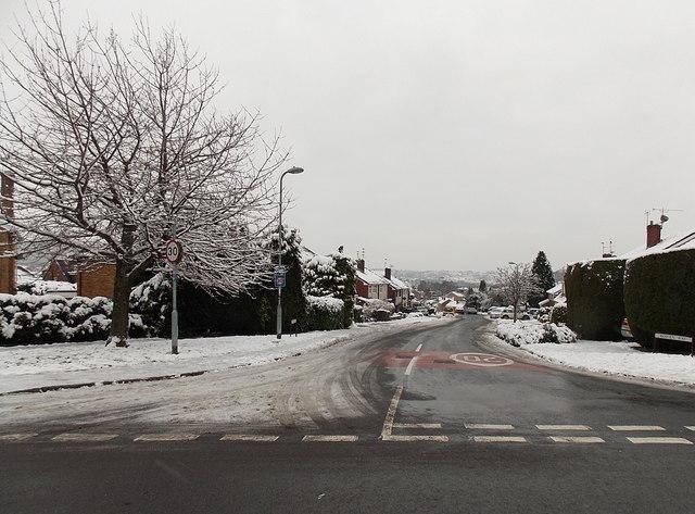 Snowy Rowan Way, Malpas, Newport