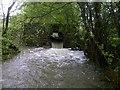 SK4881 : Broad Bridge Dyke - Man made waterfall by Karl Smt