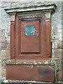 NY5218 : Memorial, St Patrick's Church, Bampton Grange by Karl and Ali