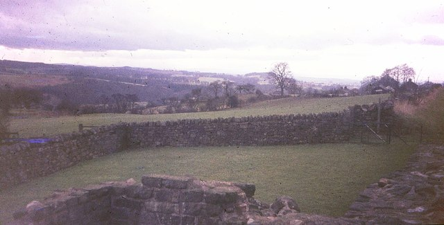 From Banks East Turret, 1969