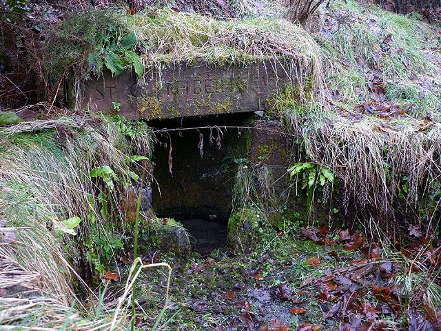 St Cuthbert's Well, Colton