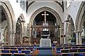 SK7651 : Interior, St Peter's church, Farndon by J.Hannan-Briggs