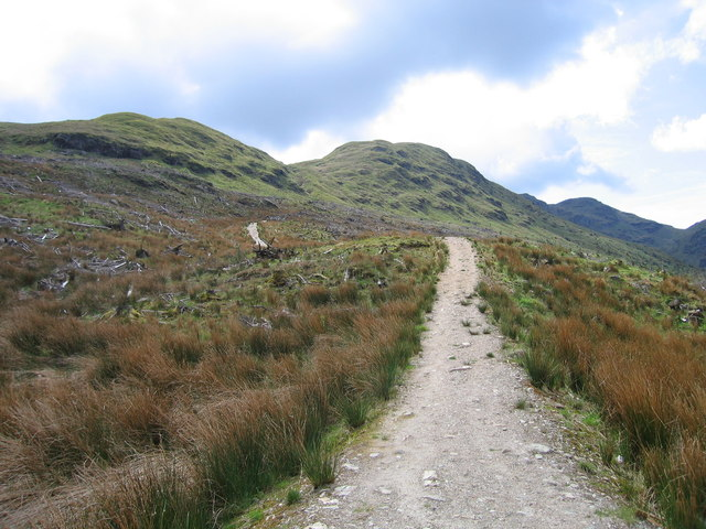 Early Path Towards Ben Donich