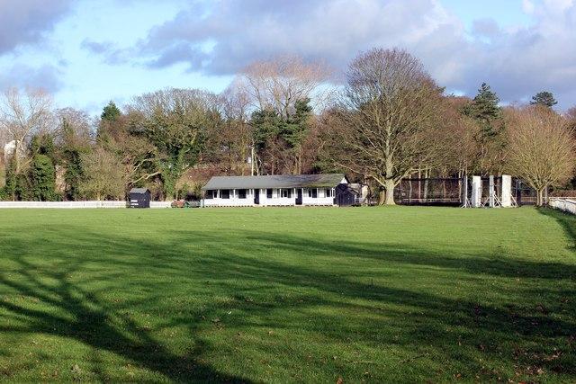 Barrow Cricket Club (The Croft), Barrow