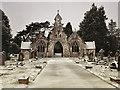 SU0061 : Devizes Cemetery by Gillie Rhodes