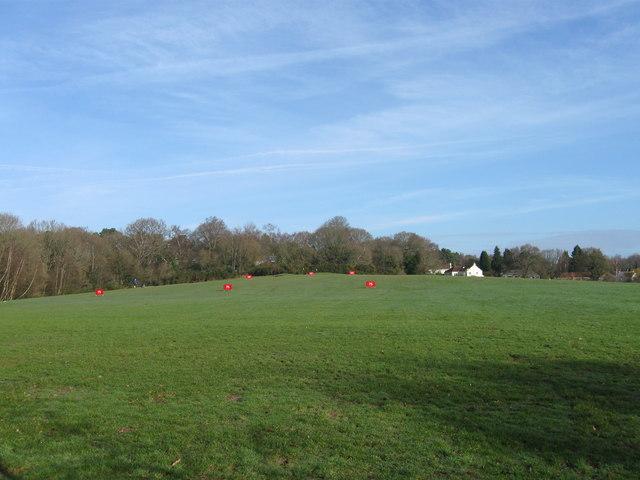 Practice Golf Course, Bassett
