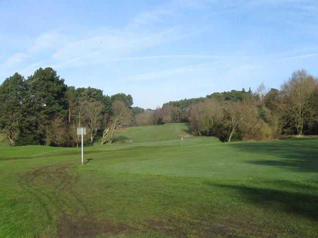 Golf Course, Bassett