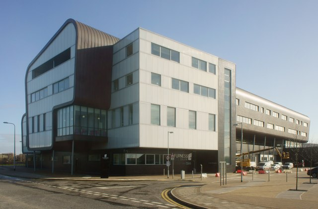 Furness College of further education
