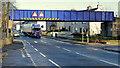 C8533 : The Millburn Road railway bridge, Coleraine (3) by Albert Bridge