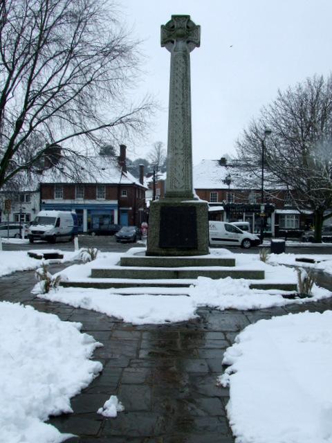 Harpenden War Memorial