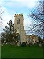 TL2344 : St Mary Magdalene, Dunton by Alexander P Kapp