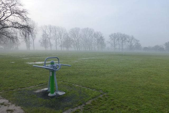 Outdoor Gym thingy