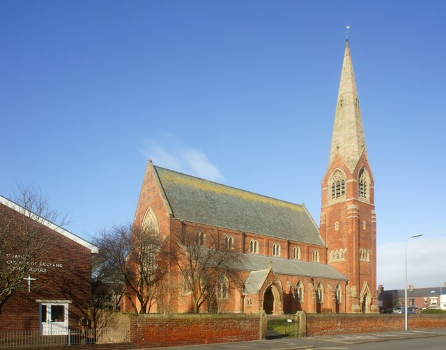 Church of St James, Barrow-in-Furness