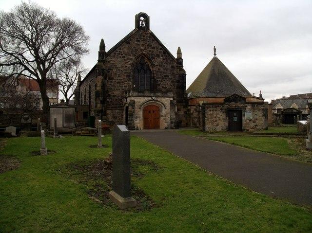 Restalrig Parish Church and St. Triduana's Chapel