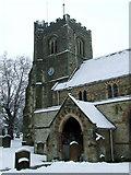 TL1314 : St Nicholas Church by Thomas Nugent