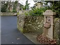 NS3477 : Old drinking fountain by Lairich Rig
