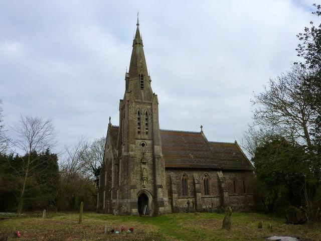 St. Catharine's Church, Kingsdown