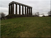 NT2674 : National Monument, Calton Hill by Euan Nelson