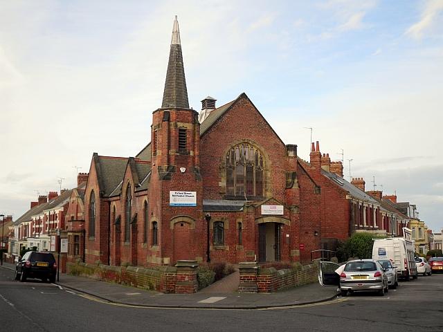 Oxford Street Methodist Church