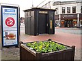 NZ3572 : Superloo, South Parade by Rose and Trev Clough