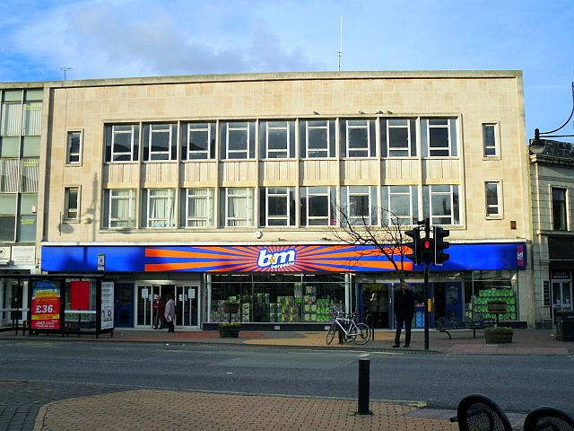 B&M Bargains, Whitley Bay